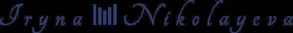 Logo Iryna Nikolayeva